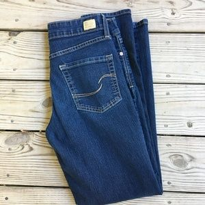 Levi's Signature Totally Shaping Skinny Jeans sz 6